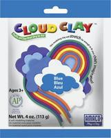 American-Art-Clay Cloud Clay Blue 4 oz Clay Art Kit #30203c