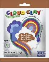 American-Art-Clay Cloud Clay Terra Cotta 4 oz Clay Art Kit #30204d