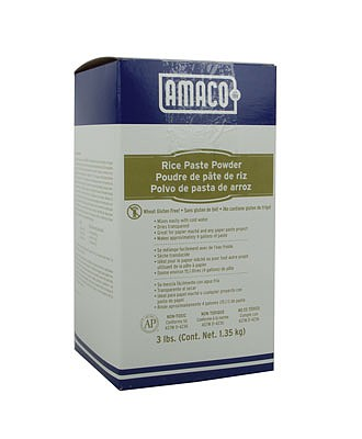 American-Art-Clay Rice Paste Powder 3lb
