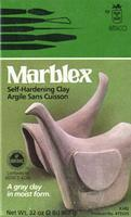 American-Art-Clay X242 Marblex Clay 2 lb Clay Art Kit #47332s