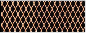 American Art Clay Co. Copperform Mesh 1/4'' pat