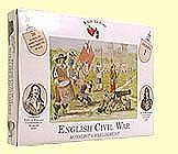 A Call To Arms English Civil War- Royalist vs. Parliament -- Plastic Model Military Figure -- 1/32 -- #1