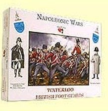 A Call To Arms Napoleonic Wars- British Foot Guards (16) (Re-Issue) -- Plastic Model Military Figure -- 1/32 -- #12