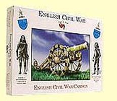 A-Call-To-Arms English Civil War- Cannon (1) Plastic Model Military Figure 1/32 Scale #13