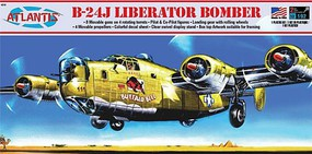 Atlantis 1/92 B24 Liberator Buffalo Bill Bomber (formerly Revell)