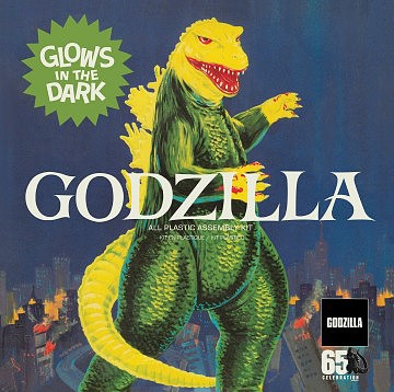 Atlantis Godzilla Glow-in-the-Dark (formerly Aurora)
