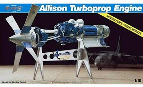 Atlantis Allison Turbo Prop Engine 1-10