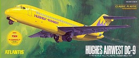 Atlantis DC-9 HUGHES AIRWAYS 1-72