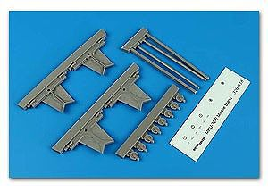 Aerobonus Missile Storage & Maintenance Stand Plastic Model Aircraft Accessory 1/32 Scale #320038