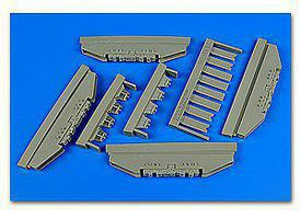 Aerobonus F14 Bombcat BRU32 Bomb Racks Plastic Model Aircraft Accessory 1/32 Scale #320069