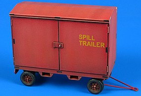 USAF F2A Spill Trailer Plastic Model Aircraft Accessory 1/32 Scale #320097