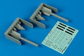 R73 (AA11 Archer) Air-to-Air Missiles Plastic Model Aircraft Accessory 1/48 Scale #480024