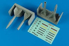 Aerobonus AIM7F Sparrow Air-to-Air Missile Plastic Model Aircraft Accessory 1/48 Scale #480038