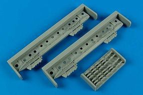 Aerobonus USN Multiple Ejector Rack MER7 (A/A37B6) Plastic Model Aircraft Accessory 1/48 #480057