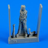 Aerobonus USAF Fighter Pilot Vietnam War 1960-75 Plastic Model Aircraft Accessory 1/48 #480068