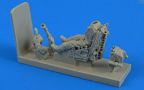 Aerobonus 1/48 Su22/Su25 Soviet Fighter Pilot w/Ejection Seat