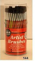 Atlas-Brush ECONOMY CAMEL BRUSHES 1-6 144