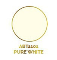 Abteilung Acrylic Paint Pure White 20ml Tube