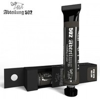 Abteilung Weathering Oil Paint Dark Mud 20ml Tube