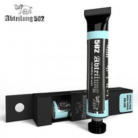 Abteilung Weathering Oil Paint Cooper Oxide Blue 20ml Tube