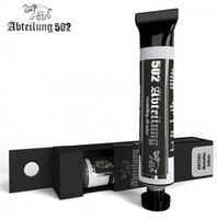Abteilung Weathering Oil Paint Metallic Silver 20ml Tube