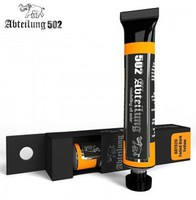 Abteilung Weathering Oil Paint Faded Dark Yellow 20ml Tube