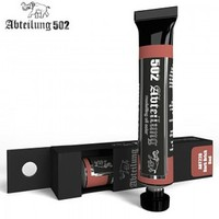 Abteilung Weathering Oil Paint Dark Brick Red 20ml Tube