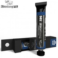 Abteilung Weathering Oil Paint Midnight Blue 20ml Tube