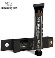 Abteilung Weathering Oil Paint Sepia 20ml Tube