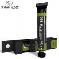 Abteilung Weathering Oil Paint Olive Green 20ml Tube