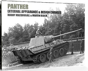 Abteilung Panther External Appearance & Design Chances Book (Hardback 284pgs)