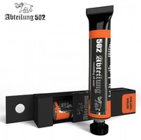 Abteilung Weathering Oil Paint Light Rust 20ml Tube