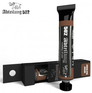 Abteilung Weathering Oil Paint Raw Umber 20ml Tube