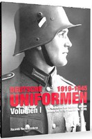 Abteilung The Uniform of the German Soldier Volume I- 1919-1935 Book (Hardback)