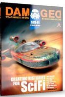 Abteilung Damaged Weathered & Worn Models Magazine Sci Fi Special Edition
