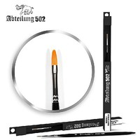 Abteilung Size 8 Synthetic Filbert Brush