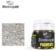 Abteilung Fantasy Pigment Met. Silver 20ml Bottle