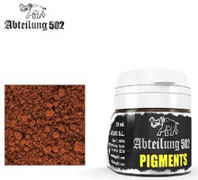 Abteilung Weathering Pigment Standard Rust 20ml Bottle