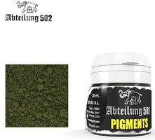 Abteilung Weathering Pigment Faded Moss Green 20ml Bottle
