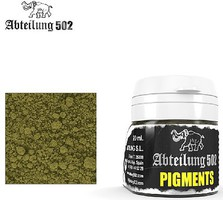 Abteilung Weathering Pigment Light Moss Green 20ml Bottle