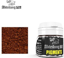 Abteilung Weathering Pigment Old Brick Red 20ml Bottle