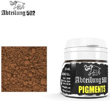 Abteilung Weathering Pigment Clay Soil 20ml Bottle