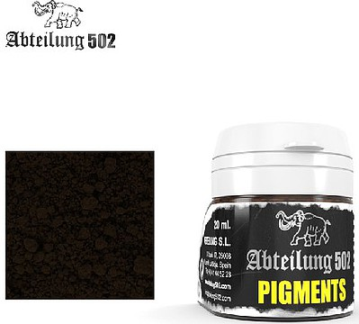 Abteilung Weathering Pigment Dark Earth 20ml Bottle