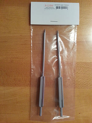 Accurail Switchman Uncoupling Tool (2) -- Miscellaneous Train Part -- #1001