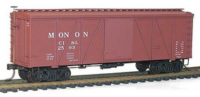Accurail 36 Fowler Wood Boxcar CI&L HO Scale Model Train Freight Car Kit #1165