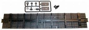 Accurail 50 Boxcar Floor and Detail Kit HO Scale Model Train Freight Car Accessory #120