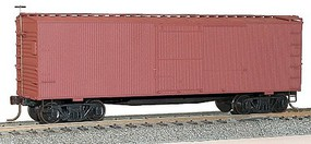 Accurail 36 Double Sheathed Wood Boxcar Undecorated Kit HO Scale Model Train Freight Car #1300