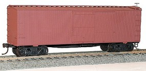 Accurail 36 Double Sheathed Wood Boxcar Undecorated Kit HO Scale Model Train Freight Car #1700