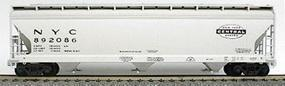 Accurail HO New York Central ACF 3-Bay Centerflow Covered Hopper