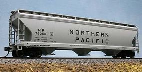 Accurail ACF Center Flow Hopper Northern Pacific Kit HO Scale Model Train Freight Car #20312